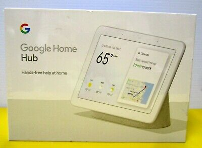 L@@K Google Home Hub - Smart Home Hands-free Controller with Google Assistant