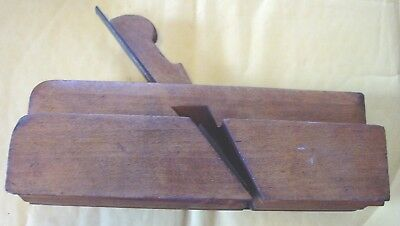 "Wooden Molding Plane:  2 7/16"" Very Complex Molder; S S Barry, N. York"
