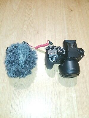 Panasonic LUMIX G7 16.0MP Mirrorless Camera(Kit with 14-42mm Lens) + Rode Mic