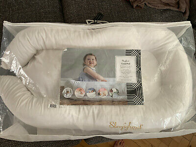 Sleepyhead Grand Pod for (8-36 Months Babies) + extra cover worth £80 v useful