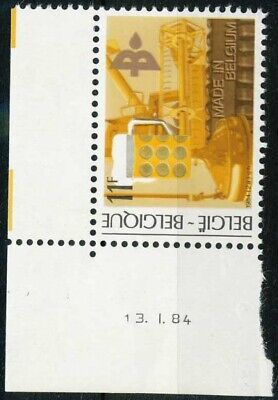 [101853] TB||**/Mnh || - N° 2114 - 11f, Agro-Industrie, Bierre Belge - Timbre se