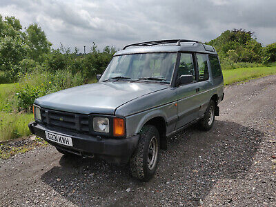 1990 Land Rover Discovery 200Tdi 3dr Project Spares or Repairs