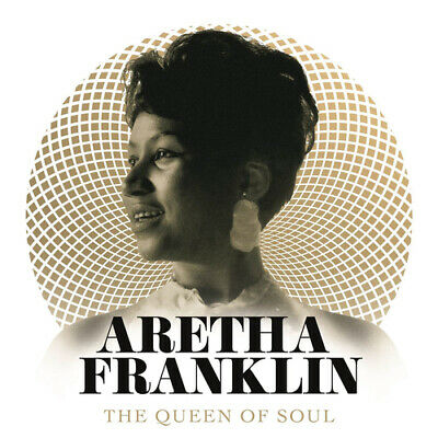 Aretha Franklin : The Queen of Soul CD Album (Jewel Case) 2 discs (2018)