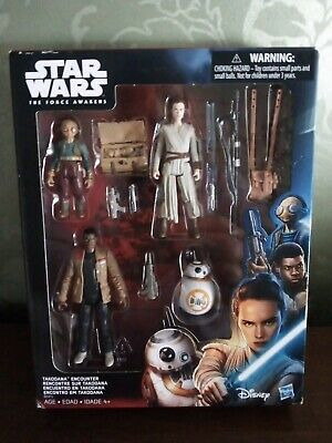 "Hasbro Star Wars The Force Réveille Hassk Thug 3.75/"" FIGURE NEW B5668"