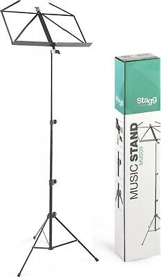 "Stagg 22043""Q Series"" Student Foldable Music Stand"