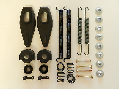 "Datsun 240Z brake / wheel cylinder rubber & hardware kit, 7/8"" bore"