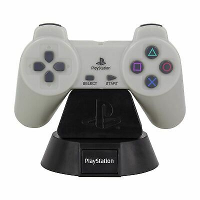 Paladone Icon Playstation Controller Icon Led Light Gaming Merchandise