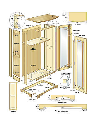 DIY WOODWORK 8.8Gb PdF Encyclopedia & Plans Guides Carpentry Make Bird Feeders