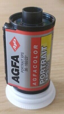 Agfa 35mm 160 XPS Potrait Color Film - Lomography Lomo Rare film