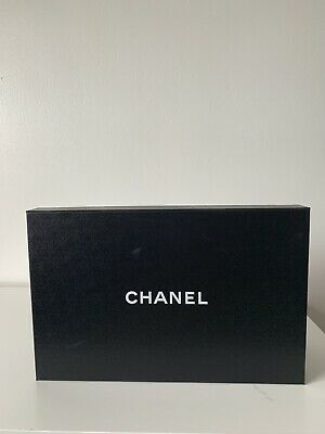 Authentuc Chanel Gift Box & Tissue