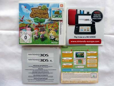 Nintendo 3DS Animal Crossing New Leaf !! Pal Region !!