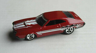 Hot Wheels 1972 Ford Gran Torino Sport weinrotmetallic Multipack Exclusive ´72