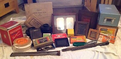 vintage photographic equipment