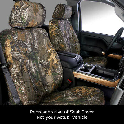 Seat Covers Sewn with Carhartt Fabric SSC3367CAGY fits Titan 2008 2007 *more