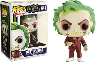 Funko Pop! Beetlejuice - Beetlejuice in Tuxedo #641 Exclusive