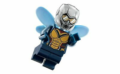 LEGO MARVEL - THE WASP Minifigure - 76109 split, Ant-Man Quantum Explorer