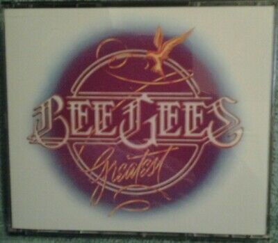 Bee Gees Greatest By Bee Gees 2 CD Polydor