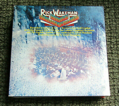 FREE 2for1 OFFER-Rick Wakeman ‎– Journey To The Centre Of The Earth Label: A&M R