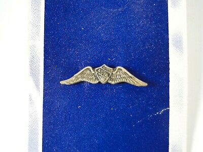 Vintage AOPA Lapel Pin - Aircraft Owners & Pilots Association Wings Pinback