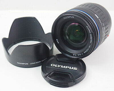 Olympus Zuiko Digital 14-42mm f/3.5-5.6 ED Lens For Four Thirds DSLR Cameras