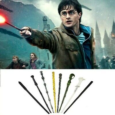 Harry Potter Baguette Magique Cosplay Jeu Collection Baguette Harry Potter Bâton