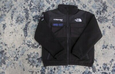 fef6356f9 SUPREME THE NORTH Face Expedition Fleece (FW18) Jacket Black size ...