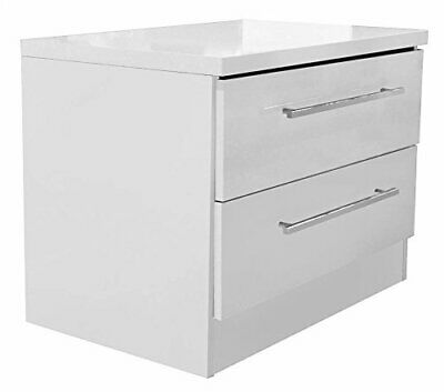 Eagle Furniture Manufacturers Nightstand in White Lacquer