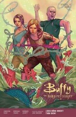 Whedon, Joss: Buffy The Vampire Slayer (Staffel 11)