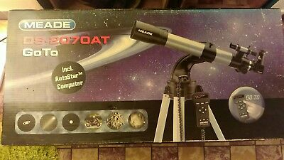 MEADE DS-2070AT GoTo inkl. AutoStar Computer, Art.-Nr. 01-02073