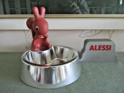 "Alessi, Stefano Giovannoni, Nussknacker, SG03 BR, ""Nutty the Cracker"" von 1993!"