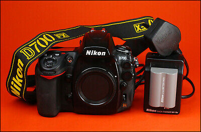 Nikon D700 DSLR Camera, Sold With Battery, & Charger, Full Working Order