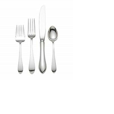 Pointed Antique by Reed & Barton 4 Piece Place Setting Sterling Silver, New