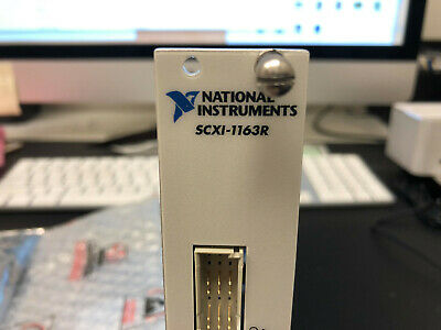 National Instruments NI SCXI-1163R 32-Channel Optically Solid-State Relay Switch
