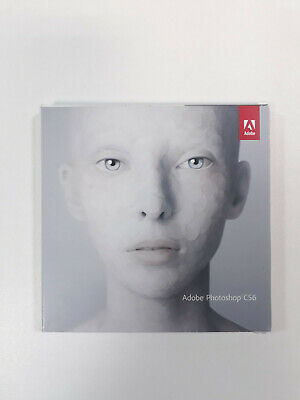 Adobe Photoshop CS6 - deutsche Vollversion