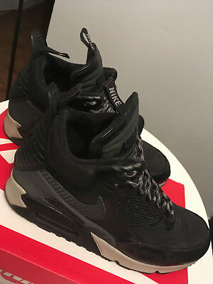NIKE AIR MAX 90 SneakerBoot Winter Eminem Taille 43EU