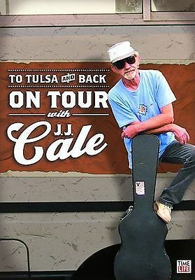 To Tulsa And Back - On Tour With JJ Cale (DVD, 2006) Resealed