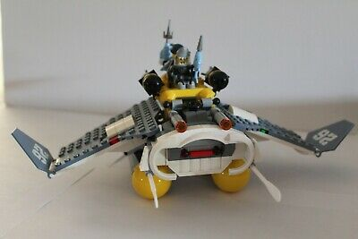 The LEGO Ninjago Movie Manta Ray Bomber 2017 (with instructions) (70609)