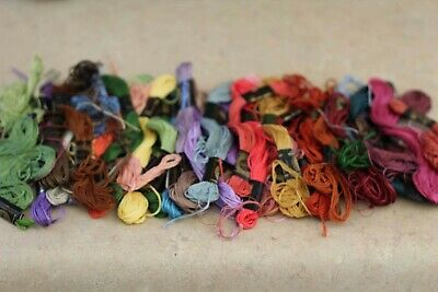 Cross Stitch Craft Sewing DMC Coats Embroidery Floss thread 35+ skeins lot B2