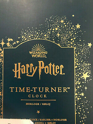 Pottery Barn Teen HARRY POTTER™ TIME-TURNER™ Clock NEW IN BOX