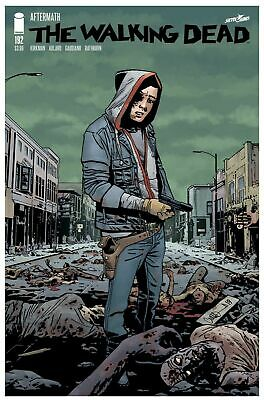 The Walking Dead #192A  & 192B NEW BLANK COVER JUST OFFERED!