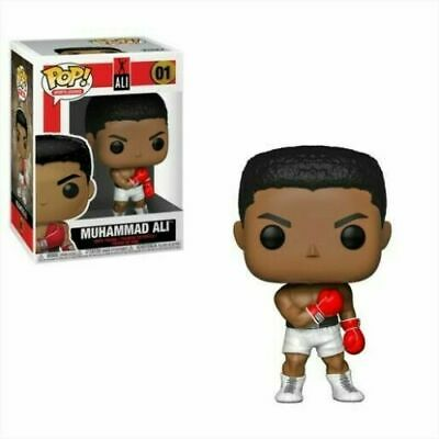 Funko Pop! Muhammad Ali Boxing The Greatest Sports Legends IN STOCK Pop 01