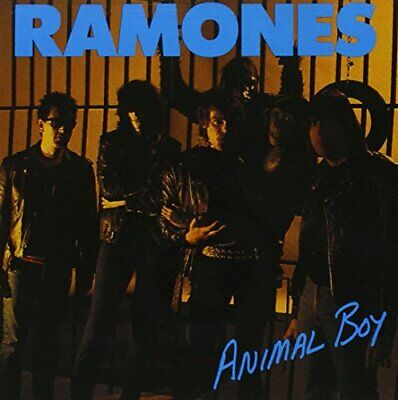 Ramones - Animal Boy - Ramones CD 9OVG The Cheap Fast Free Post The Cheap Fast