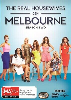 Real Housewives Of Melbourne - Season 2, The, DVD