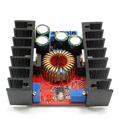 DC-DC Step-Down Buck 7V-32V Adjustable Constant Current 200W 10A Power Supply