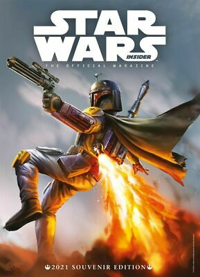 Star Wars Insider 2018 Special Edition Official Magazine New
