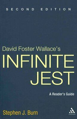 David Foster Wallace's Infinite Jest A Reader's Guide 9781441157072 | Brand New