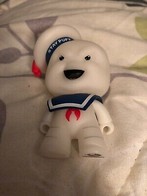 Titans Blind Box Ghostbusters Stay Puft Marshmallow Man Glow Vinyl Action Figure