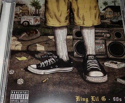 KING LIL G - 90s Kid [New CD] Explicit - $13 07 | PicClick