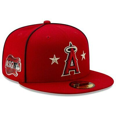 new styles 63c48 2e8df Los Angeles Angels New Era 2019 MLB All-Star Game On-Field 59FIFTY Fitted