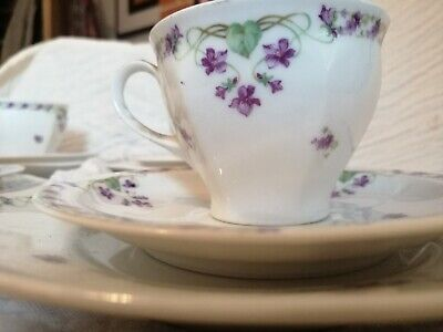 vintage fine bone china tea set